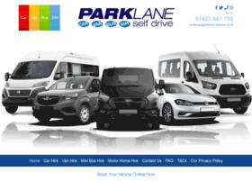 Parklaneselfdrive.co.uk thumbnail