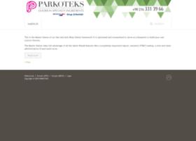 Parkoteks.com thumbnail