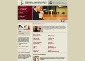Parmabarassociation.org thumbnail