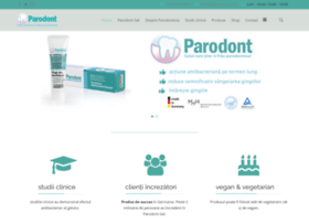 Parodont-gel.ro thumbnail