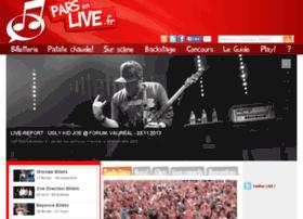 Parsenlive.fr thumbnail