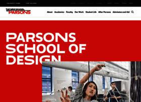 Parsons.edu thumbnail