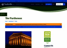 Parthenon.org thumbnail