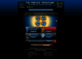 Particleadventure.org thumbnail