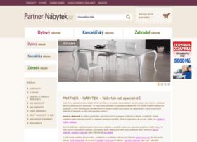 Partner-nabytek.cz thumbnail