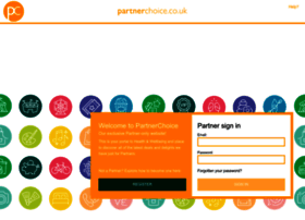 Partnerchoice.co.uk thumbnail