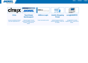 Partnernet.andritz.com thumbnail