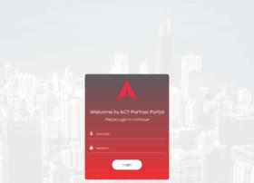 Partnerportal.actcorp.in thumbnail