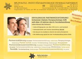 Partnerrueckfuehrung.ch thumbnail