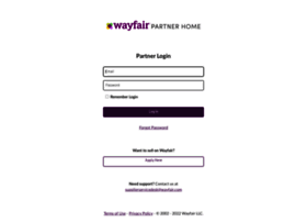 Partners.wayfair.com thumbnail