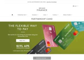 Partnershipcard.co.uk thumbnail