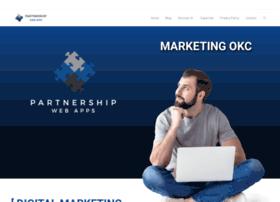 Partnershipwebapps.com thumbnail