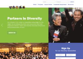 Partnersindiversity.org thumbnail