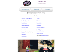 Partycentral.ca thumbnail