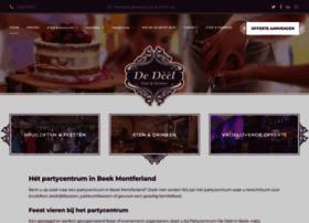 Partycentrumdedeel.nl thumbnail