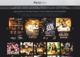 Partyflyer.com thumbnail