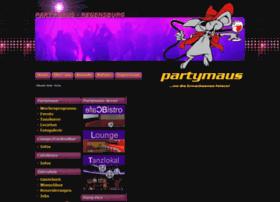 Partymaus-regensburg.com thumbnail