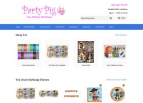 Partypig.co.uk thumbnail