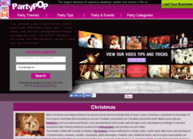 Partypop.co.uk thumbnail