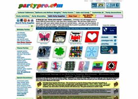 Partypro.com thumbnail
