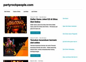 Partyrockpeople.com thumbnail