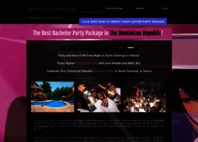 Partysantodomingo.com thumbnail