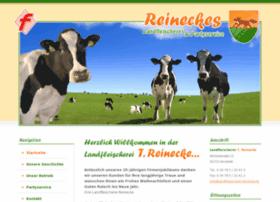Partyservice-reinecke.de thumbnail