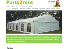 Partytent2rent.nl thumbnail
