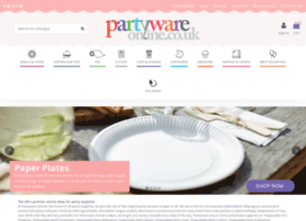 Partywareonline.co.uk thumbnail