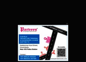 Parveentravels.com thumbnail