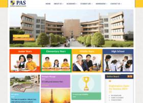 Pas.edu.pk thumbnail