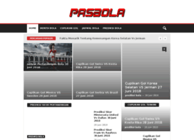 Pasbola.com thumbnail