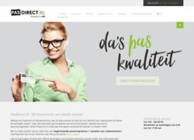 Pasdirect.nl thumbnail