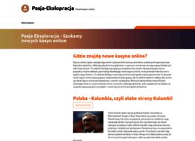 Pasja-eksploracja.pl thumbnail