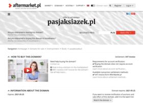 Pasjaksiazek.pl thumbnail