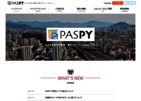 Paspy.jp thumbnail