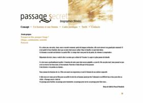 Passagesecret.fr thumbnail
