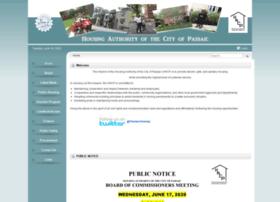 Passaichousing.org thumbnail
