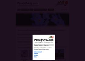 Passedaway.com thumbnail