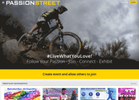 Passionstreet.in thumbnail
