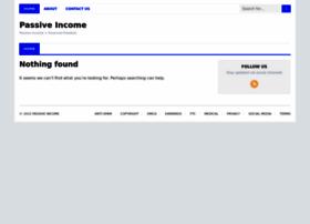 Passiveincome.ws thumbnail