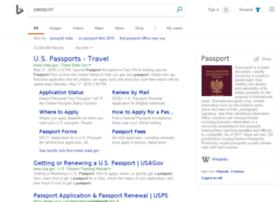 Passport.net thumbnail
