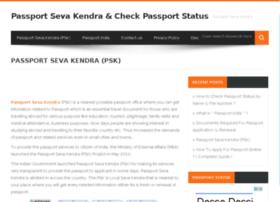 Passportsevakendrapsk.in thumbnail