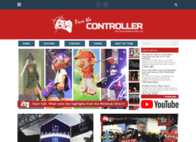 Passthecontroller.co.uk thumbnail