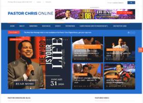 Pastorchrisonline.com thumbnail