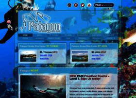 Patagondivecenter.com thumbnail