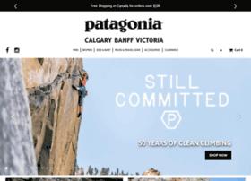 Patagoniaelements.ca thumbnail