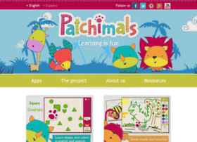 Patchimals.com thumbnail