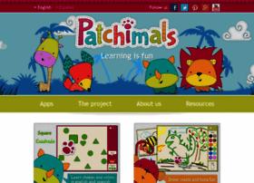 Patchimals.com thumbnail