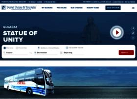 Pateltoursandtravels.com thumbnail
